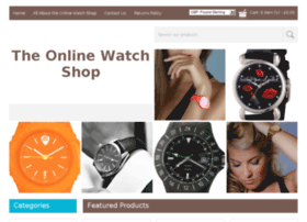 the-online-watch-shop.co.uk