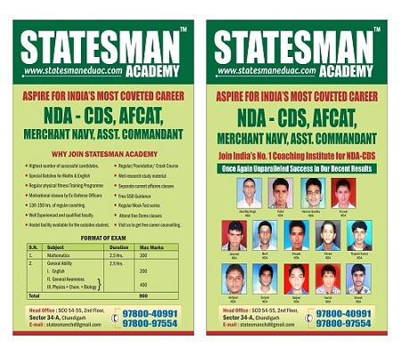 Statesman Academy - NDA Coaching Institute In Chandigarh.jpg