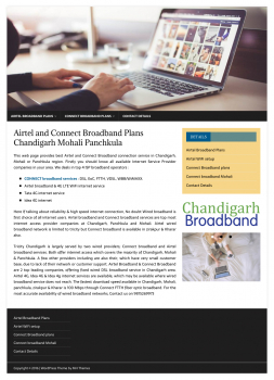 Airtel broadband connection Chandigarh.png